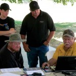 Taking To The Airwaves On National Field Day