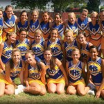 MVHS Girls Attend Cheer Camp