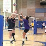 Pirate Volleyball Prepares For A Challenge