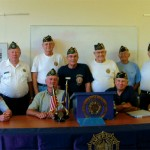 New American Legion Officers Elected