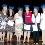 MVHS Scholars Recognized At Awards Night