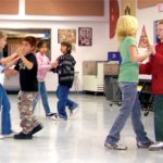 Perkins Students Study Ballroom Dance