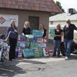 Local Bikers Donate To Cappalappa FRC