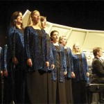 BYU Singers Perform In Moapa Valley