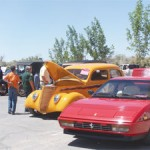 Car Collectors Enjoy Day In Moapa