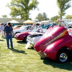 Chamber Car Show Draws Crowd To Overton