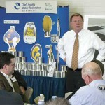 Porter, Woodbury Speak At MV Chamber Luncheon