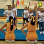 Three Cheers for Junior Cheer Camp