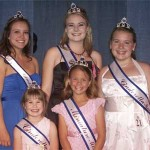 Cinderella Pageant Royalty Named At CC Fair