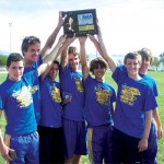 Pirate Boys Run to Southern 3-A Regional Championship