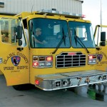 Overton Fire Station Gets New Engine