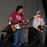 Locals Return To Rock At Old Logandale School