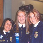 Local FFA Students Go To State Convention