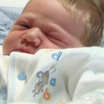 Mesa View Hospital's First Baby Born In 2008