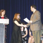 MVHS Students Inducted Into National Honor Society