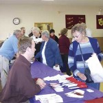 Overton Senior Center Holds Health Fair