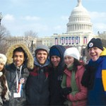 MVHS Students Attend Presidential Inauguration