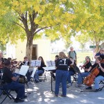 MV Community Orchestra Tunes Up For Season