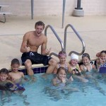 Family Night Held At Overton Pool