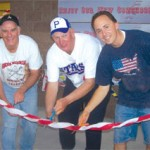 Ribboncutting At The Sports Complex
