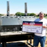 Local BBQ Master Wins Prize Money