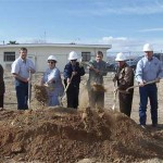 Construction Begins On New Senior Center