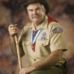Scout Leader Receives National Award