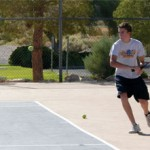 Pirate Tennis Prepared To Hold Court