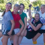 Lady Pirate Volleyball Serves Up