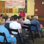 Healthy Women Band Together At Mesa View Hospital