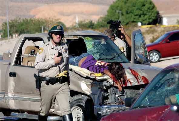 Car Crashes Caused By Drunk Driving
