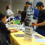 College Night Displays Options To MVHS Seniors