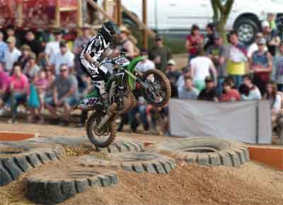 Local racer, Will Sheldon competes in the Mesquite Off-Road Weekend event hosted by the Eureka Casino Resort. PHOTO BY WESLIE STRATTON/Moapa Valley Progress.