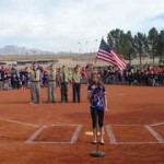 Opening Day For  M.V. Little League