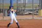 Spring sports practices got underway last week on the Moapa Valley High School Athletics Fields. The MVHS Softball team is gearing up to play at a tournament in Mesquite this weekend. PHOTO BY VERNON ROBISON/Moapa Valley Progress.
