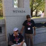"Local Vets Enjoy 'Honor Flight"" To WWII Memorial"