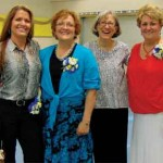 Retiring Teachers Recognized At Open House