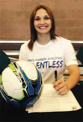 MVHS Athlete Signs To Play College Soccer