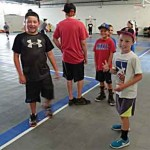 Summer Sports Camp keeping local youth busy and active