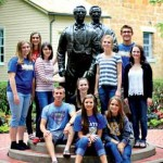 Local Youth Tour LDS Church History Sites