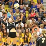 MVHS Volleyball Falls Short In 3-2 Match With Bulldogs