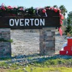 A Sign Of Overton Community Pride
