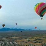 Adventure In The Skies Above Mesquite