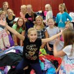 Local Girls Find Unity In Service