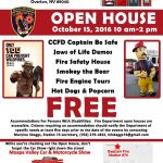 Overton Fire Station Open House