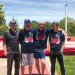 Pole Vaulters Compete At Utah Games