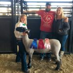 Local Youth Compete at State Jr. Livestock Show