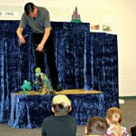 Fratello Marionettes Delight Young Audience