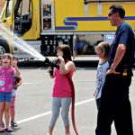Kids Learn About Everyday Heroes At Library Program