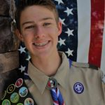 EAGLE SCOUT (July 5, 2017)
